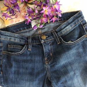 Current Elliott Jeans The Ankle Skinny Darlin